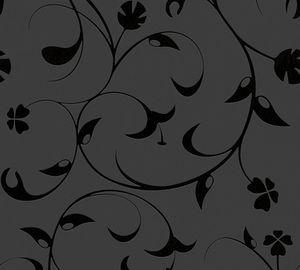 A.S. Création Vliestapete Black & White, schwarz, 10,05 m x 0,53 m, 567123, 5671-23