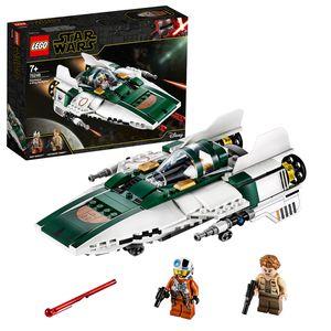 LEGO Star Wars 75248 - Der Aufstieg Skywalkers Widerstands A-Wing Starfighter