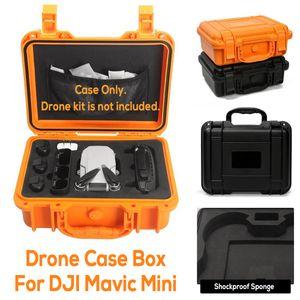 Stoßfester Reise Aufbewahrungskoffer Box für DJI Mavic mini RC Drone de