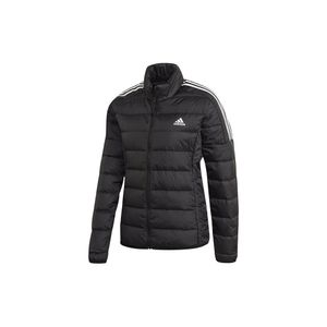 Adidas W Ess Down Jkt Black Black Xs