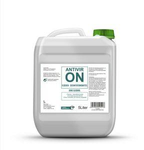 Desinfektionsmittel Flächendesinfektion 5 Lite Schnelldesinfektion 5000ml 5L