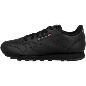 Reebok Classic Leather Kinder Schwarz (50149) Größe: 38