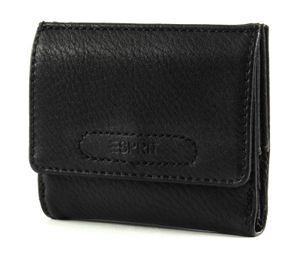 ESPRIT Tori Small City Wallet Black