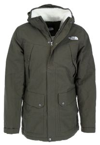 THE NORTH FACE M KATAVI TRENCH Herren Winter Parka, Größe:XL, The North Face Farben:NEW TAUPE GREEN