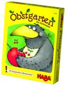 Obstgarten - das Kartenspiel