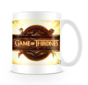 Game of Thrones Tasse Opening Logo
