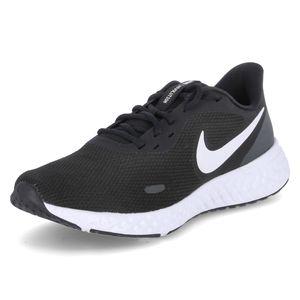 Nike Revolution 5 Black/White-Anthracite 41