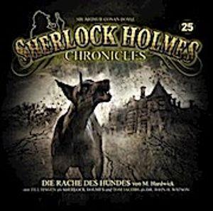 Sherlock Holmes Chronicles - Die Rache des Hundes, 1 Audio-CD