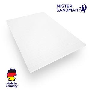 Topper 180x200cm aus Kaltschaum - Matratzentopper / Matratzenauflage 180 x 200 cm von Mister Sandman