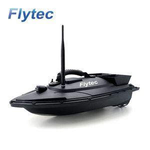Flytec 2011-5 500m Fernbedienung Fischerboot RC Boot 2.4GHz Spielzeug Spielzeug F4I8