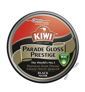 KIWI Shoe Polish Schuhcreme schwarz 50 ml Dose