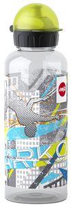 emsa TEENS Trinkflasche 0,6 Liter Motiv: Parcours