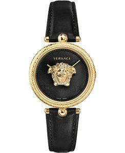 Versace Damen Uhr Armbanduhr PALAZZO VECQ01120 Leder
