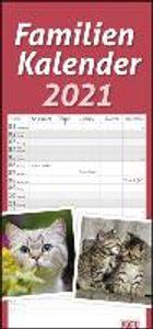 times & more Katzen Familienplaner 2021