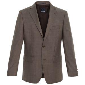 Daniel Hechter - Regular Fit - Herren Anzug aus feinster italienischer Tollegano Schurwolle (7951), Größe:30, Farbe:Beige (46)