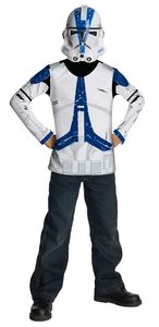 Clonetrooper Shirt Kostüm, versch. Größen