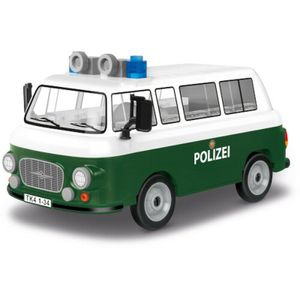 Cobi 24596 Barkas B1000 Polizei - 157 Pcs Bausatz DDR Automodell