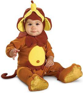Baby Kostüm Affe Strampler Affenkostüm Größe: Einheitsgröße
