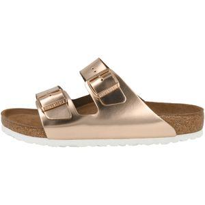 BIRKENSTOCK Arizona Damen Schnürschuhe Rosa Schuhe, Größe:39
