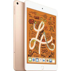 iPad mini - 7,9 256Go WiFi + Cellular - Or