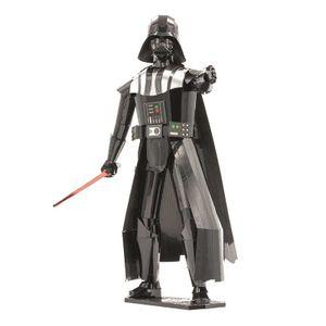 Metal Earth modellbausatz Darth Vader Stahl silber 2-teilig