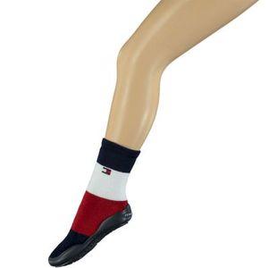Tommy Hilfiger shoes Jungen Pantoffel in der Farbe Blau - Größe 26