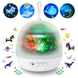SUNNEST Sternenhimmel Projektor Nachtlichter Projektor Lampe Schlafzimmer Lichter für Kinder Babys,Geschenke für Geburtstag Weihnachten usw.