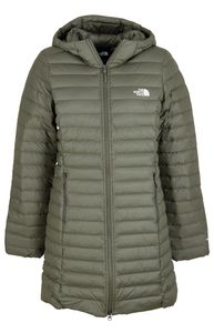 The North Face Damen Jacke Stretch Down Parka 21l New Taupe Green