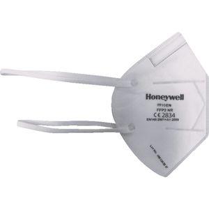 10er Pack FFP2 Honeywell filtrierende Halb-/Feinstaubmaske Kategorie III, Größe:uni