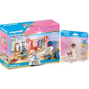 PLAYMOBIL 70275 70454 Princess 2er Set Prinzessin