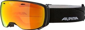 Alpina Estetica HM Goggles black matt red spherical