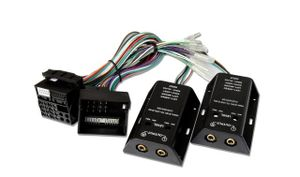 High Low Sound Upgrade Adapter OEM Radio auf Cinch