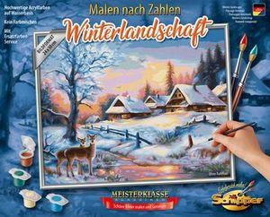 Schipper MnZ 609240833 - Winterlandschaft