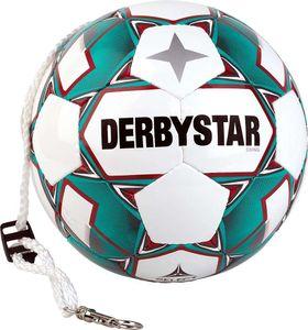 Derbystar Swing weiss rot silber