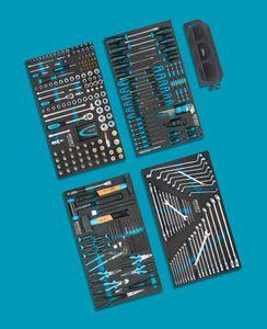 HAZET Werkzeug-Sortiment 0-179XL/317 ∙ Anzahl Werkzeuge: 317 - 4000896208302