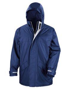Result Core Winter Herren Parka Jacke, Größe:2XL, Farbe:Royal Blau