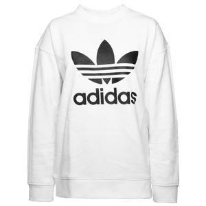 Adidas Trf Crew Sweat White White 40