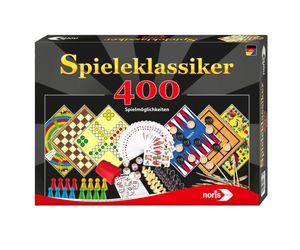 Noris Spielesammlung 400 Spiele