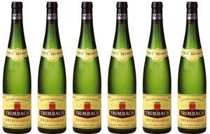 6x Gewurztraminer 2016 – Weingut Trimbach, Alsace – Weißwein