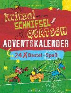 Kritzelschnipselquatsch-Adventskalender