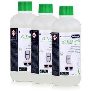 DeLonghi EcoDecalk DLSC 500 Entkalker 3018 Nokalc (3er Pack)