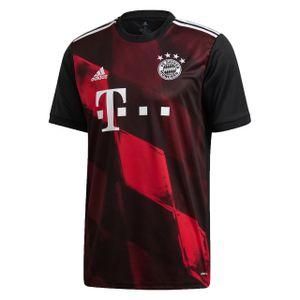 adidas Herren Ausweichtrikot 20/21 FC Bayern Schwarz / Rot L