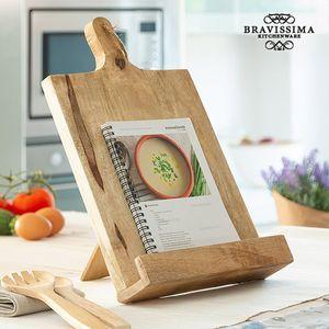 Bravissima Kitchen Ständer für Kochbücher