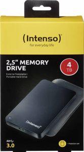 Intenso externe Festplatte (2,5 Zoll), 4TB Speicher