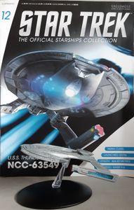 STAR TREK Official Starships Magazine #12 USS Thunderchild NCC-63549 EAGLEMOSS englisches Magazin