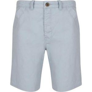 TOKYO LAUNDRY Herren Chino Shorts Hellblau