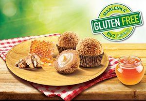 MARLENKA Glutenfreie Honigkugeln 235g
