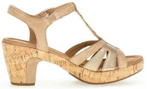 Gabor damen sandalen 62.734.34 - leder - 41 EU
