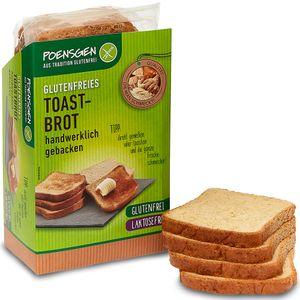 Toastbrot geschnitten glutenfrei
