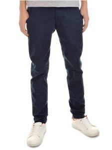 BEZLIT Jungen Chino Jeans mit verstellbaren Bund & vielen Größen Blau 158